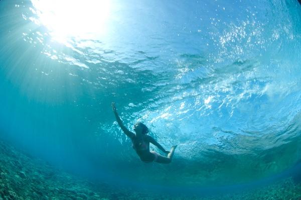 Les avantages de la natation en mer